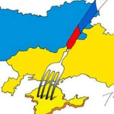 У Німеччині вилучили книги із картами України без Криму