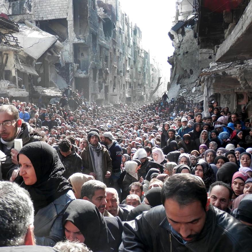 Удар США по Сирії - це політичний удар проти Путіна