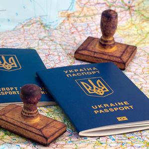 Кримчани зможуть їхати в ЄС без віз лише з біометричним паспортом України