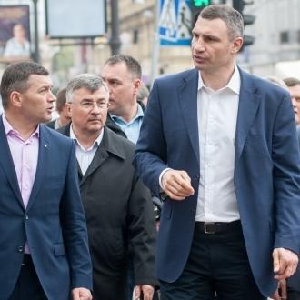 Віталій Кличко: «Ми здійснимо реконструкцію Контрактової площі і поступово зробимо історичний Поділ пішохідною зоною»