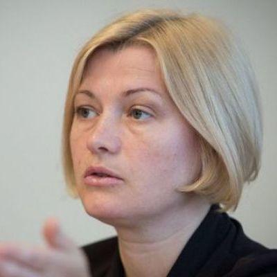 Геращенко озвучила нову цифру заручників бойовиків на Донбасі