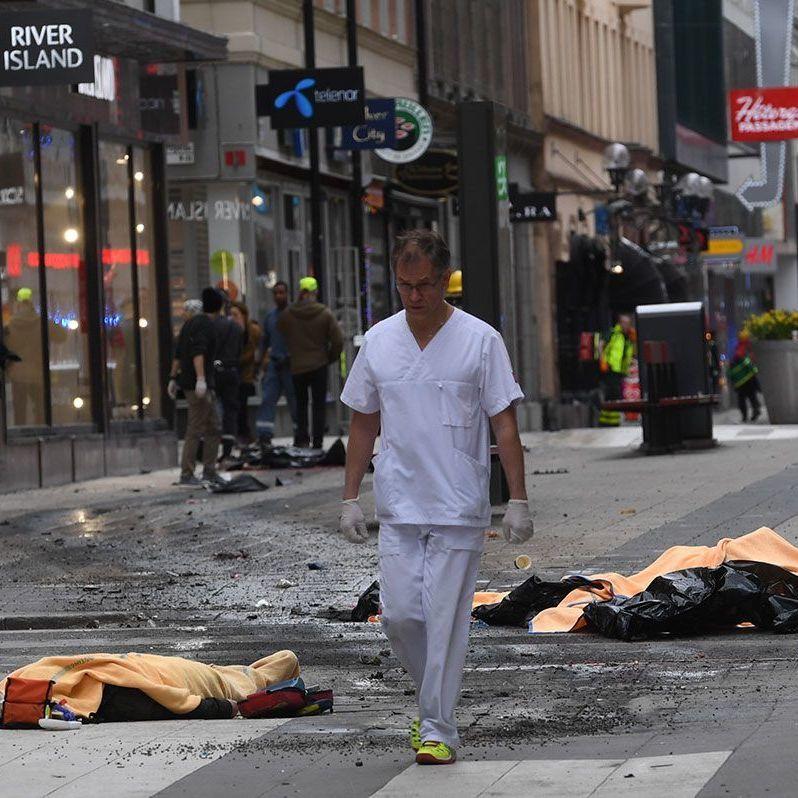 Події у Стокгольмі. Свідок розповіла, що відбувається у місті