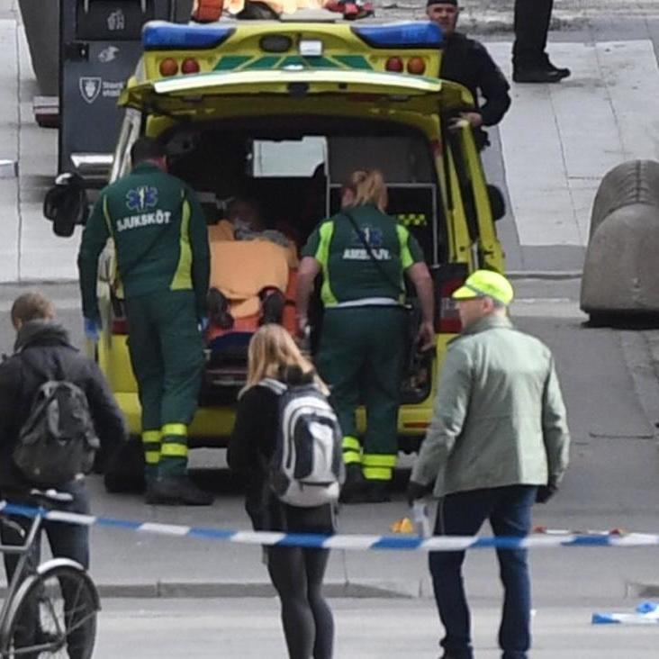 Теракт в Стокгольмі: підозрюваний є вихідцем з СРСР