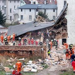 У Польщі обвалився будинок: троє загиблих, є постраждалі