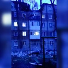 У Росії стався вибух газу у житловій багатоповерхівці, є загиблі (відео)