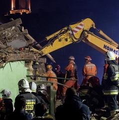 Обвал будинку в Польщі: багато загиблих