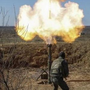 АТО: 2 військових ЗСУ поранені, бойовики били з важких мінометів (відео)