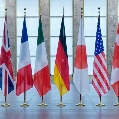 Глави МЗС країн G7 обговорять кризу на Донбасі