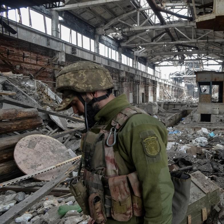 Військові дії у промислових зонах на території АТО можуть призвести до екологічної катастрофи, - заявляє Жебрівський