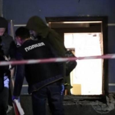 У центрі Києва посеред ночі пролунав вибух (фото, відео)