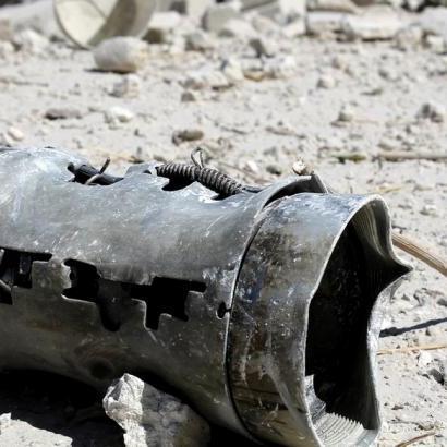 Літаки Асада скинули бочкові бомби на повстанські райони в Сирії