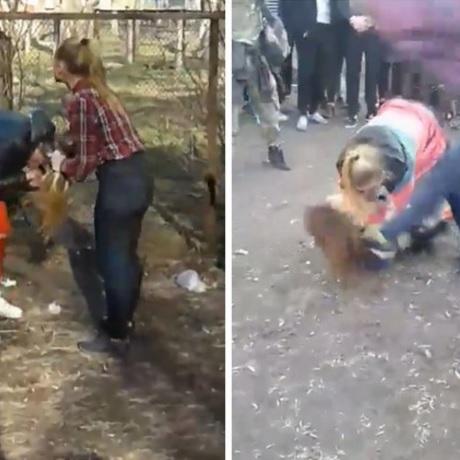 Краще б тебе вбили: Побитій в Чернігові школярці погрожують розправою (відео)