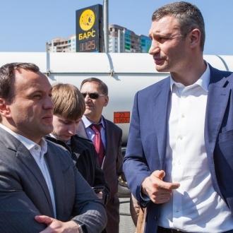 Віталій Кличко: «Всі незаконні газові заправки у Києві будуть демонтовані»