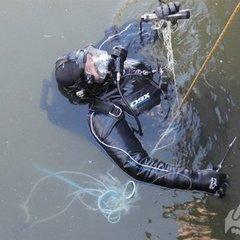 Як проходять навчання українських військових водолазів. Опубліковано відео