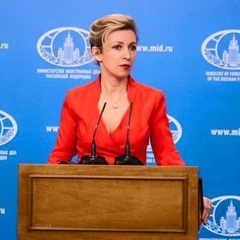 Захарова назвала слова Тіллерсона, що РФ необхідно вибрати між Асадом і США, «грою м'язами»