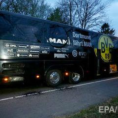 Поліція Дортмунда: Вибухи біля автобуса «Боруссії» були цілеспрямованою атакою, нападники залишили послання
