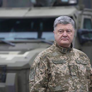 Президент летить до військових на Луганщину