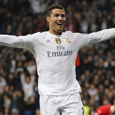 Роналду став першим футболістом, який забив 100 м'ячів у єврокубках