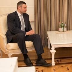 Віталій Кличко зустрівся з Ільхамом Алієвим: «Розвиток бізнесу, культурних проектів, організація великих спортивних подій – це те, в чому у нас великі перспективи співпраці, які ми вже реалізовуємо»