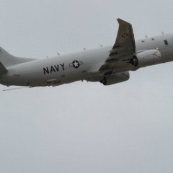 Стало відомо, навіщо літак ВМС США кружляв біля окупованого Криму