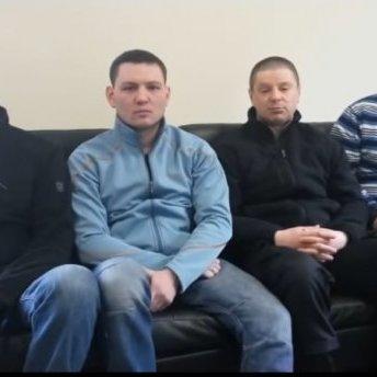 Підозрювані у вбивствах беркутівці кажуть, що втекли з України: опубліковане відеозвернення
