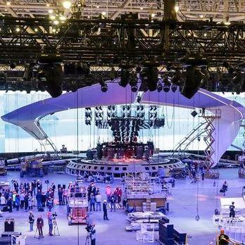 У Києві буде найдовша в історії «Євробачення» червона доріжка - організатори