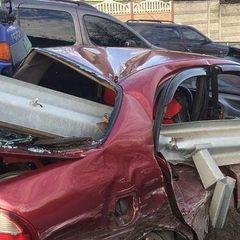 Моторошне ДТП в Харкові: зіткнулося 9 автомобілів