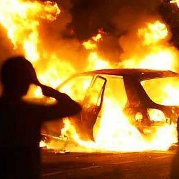 В Ірпені спалили 3 авто. Поліція відкрила провадження