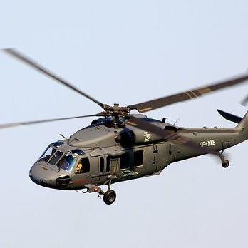 У США військовий вертоліт розбився на полі для гольфу