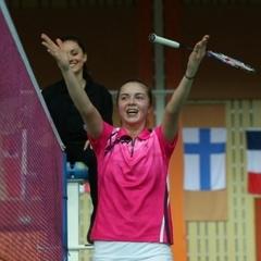 Українська бадмінтоністка здобула «срібло» на континентальній першості U-19 у Франції