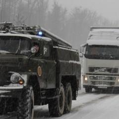 В Україні замело дороги, 150 населених пунктів залишилися без світла (фото, відео)