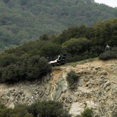 У Греції розбився військовий вертоліт