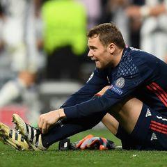 Воротар «Баварії» зламав ногу в матчі Ліги чемпіонів з «Реалом»
