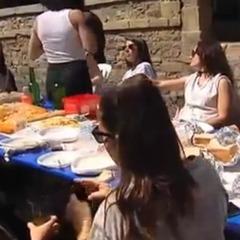 Вуличне застілля в Іспанії побило світовий рекорд (відео)