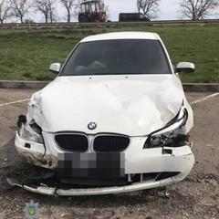 На Одещині водій BMW збив працівницю дорожньої служби на смерть і зник (фото)