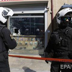 Біля відділення банку в Афінах стався вибух