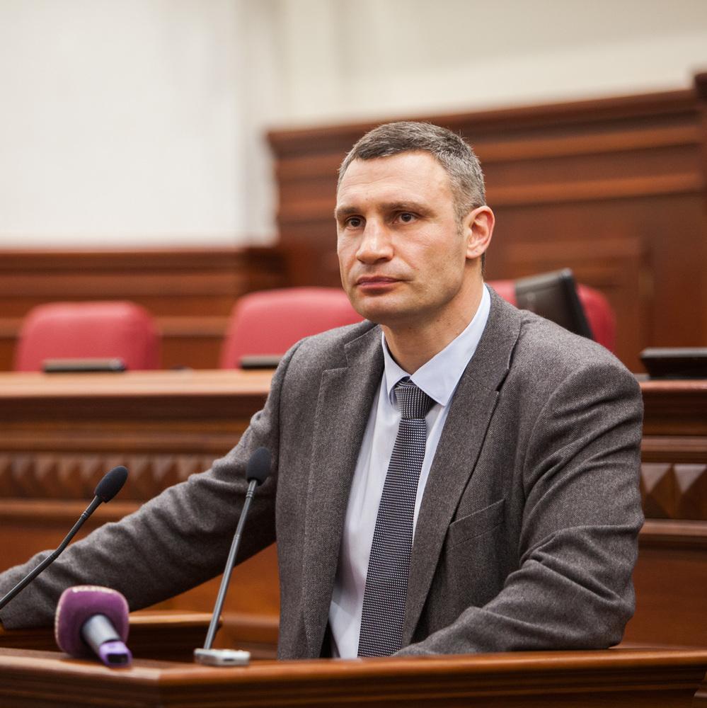Віталій Кличко закликав Київраду невідкладно затвердити Концепцію розвитку зовнішньої реклами