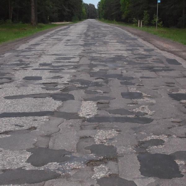 Мінфін складає «чорний список» підрядників, які неякісно ремонтують українські дороги
