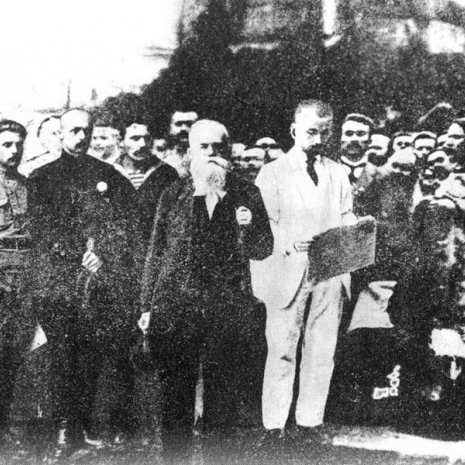 100 років тому в Києві завершив роботу Всеукраїнський національний конгрес