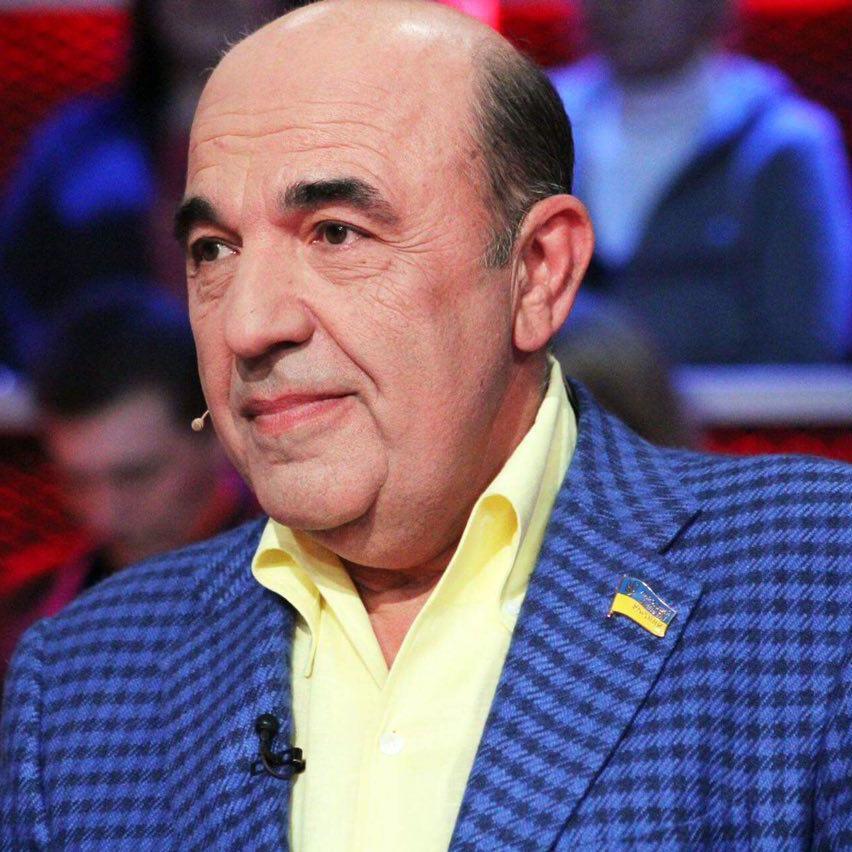 Скандал в програмі «Право на владу»: Рабінович покинув прямий ефір через Нищука