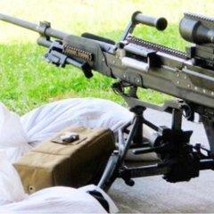 «Я - кулеметник», - боєць АТО розповів про свою військову професію (відео)