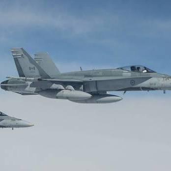 Канадські винищувачі перехопили російські бомбардувальники Ту-95