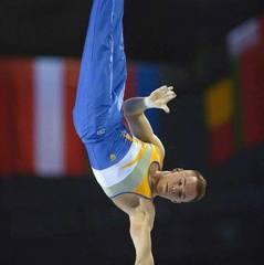 Українці взяли «золото» і «бронзу» на ЧЄ зі спортивної гімнастики