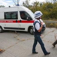 Геращенко розповів, через що підірвалося авто СММ ОБСЄ на Донбасі