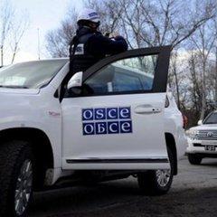 З'явилося перше відео з місця підриву авто місії ОБСЄ на Донбасі