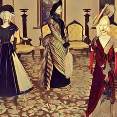 «Софія Київська» запрошує на виставку «Шедеври світового вбрання XVIII – XX ст. Сімейні традиції»