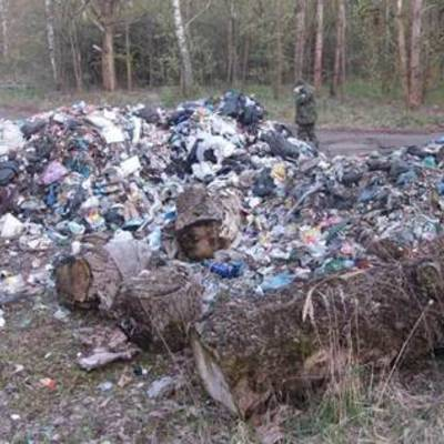 На території зони ЧАЕС виявлено сміття зі Львова - поліція