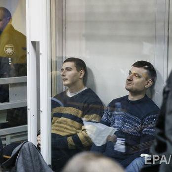 Беркутівцям, яких обвинувачують у розстрілі Небесної сотні, продовжили арешт