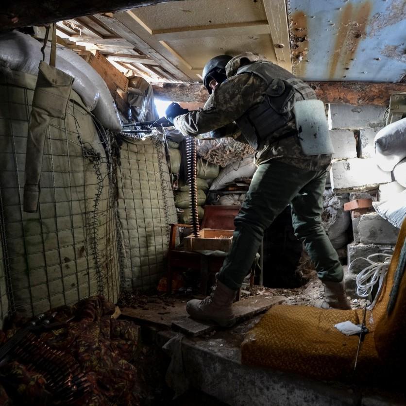 Доба в АТО: троє військових загинули, ще четверо отримали поранення, 65 ворожих обстрілів