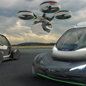 Uber планує запустити літаюче таксі в 2020 році